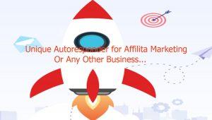 unique autoresponder for affiliate marketing...