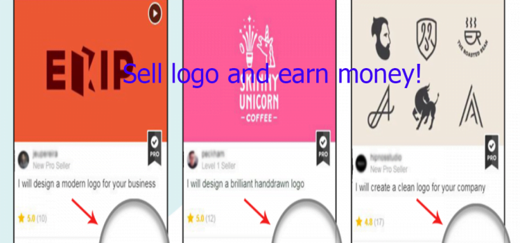 Sell Logo and Earn Money....
