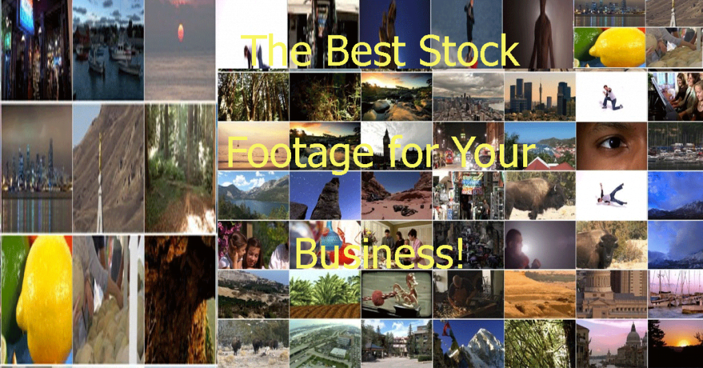 the best footage for business!