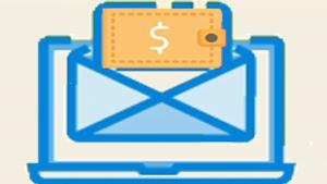 email builder to create unique emails!