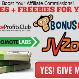 boost your affiliate commission instantly