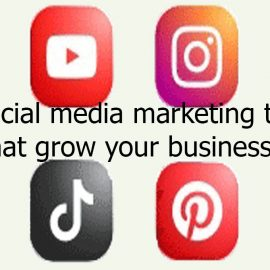 social media marketing tips!
