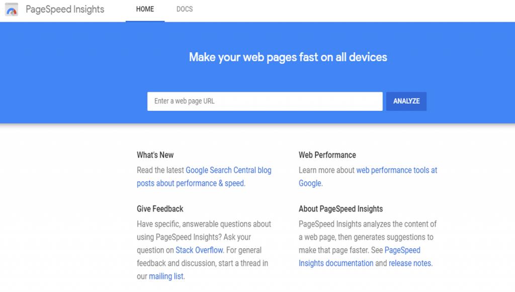 How make a good website?