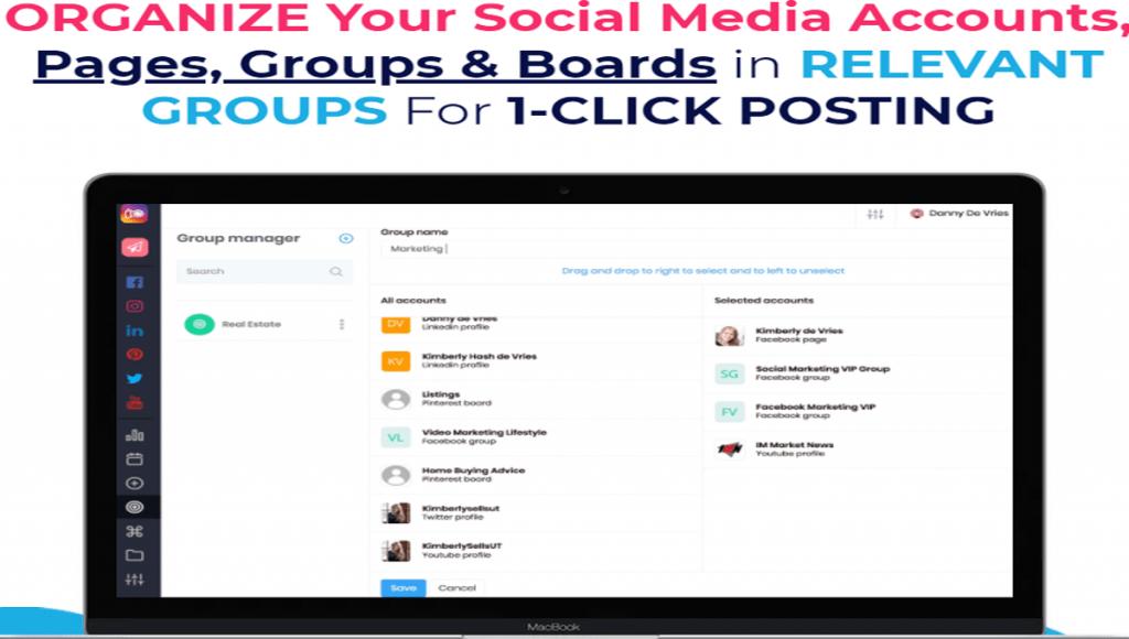 best social media management tool!