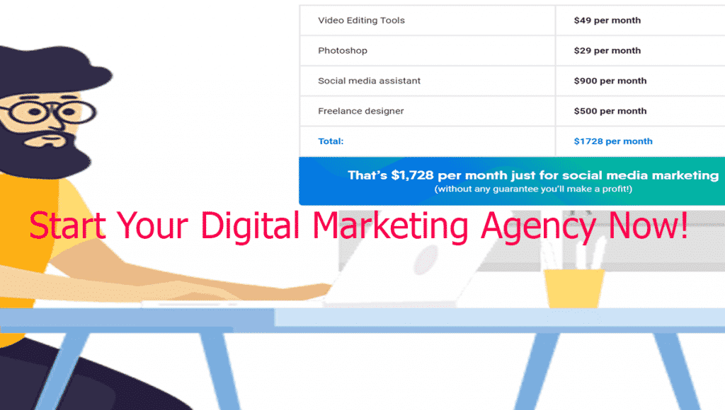 How to start digital marketing agency without experience?