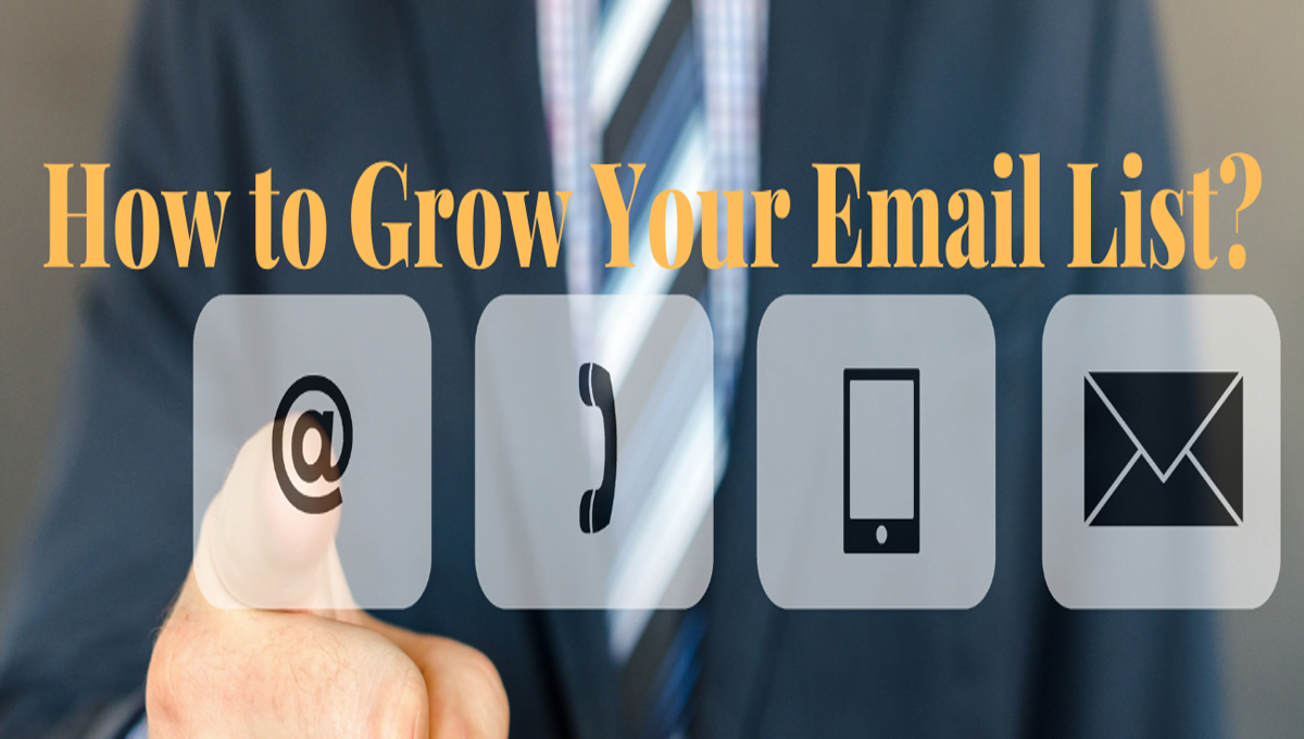 how to Grow your Email List 2021